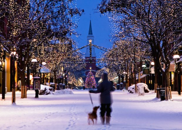 Winter Getaway: Vermont - Burlington
