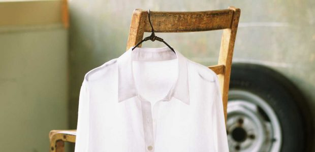 How To Wash And Care For Your Dress Shirts: on hanger