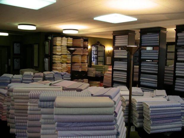 Dress Shirt Fabrics charvet