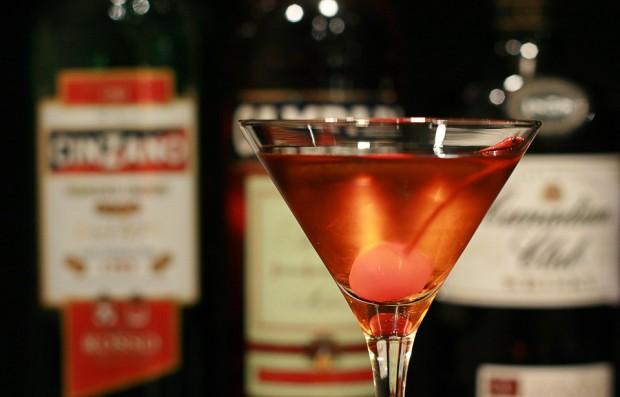 manhattan special drink