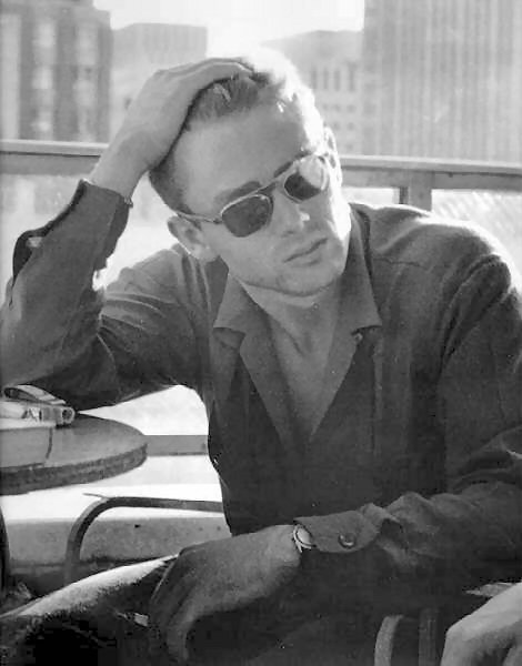 Summer sunglasses james dean style icon