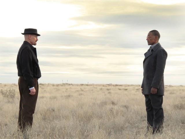 Walter White's Wardrobe From Breaking Bad: ultimate showdown walter in black hat
