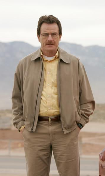 Walter White's Wardrobe From Breaking Bad: walter's outfit