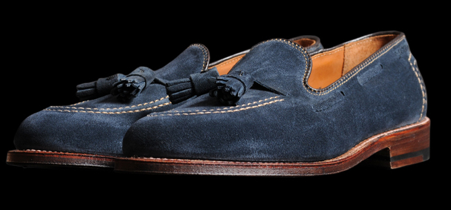 Alden snuff suede perfect winter wardrobe