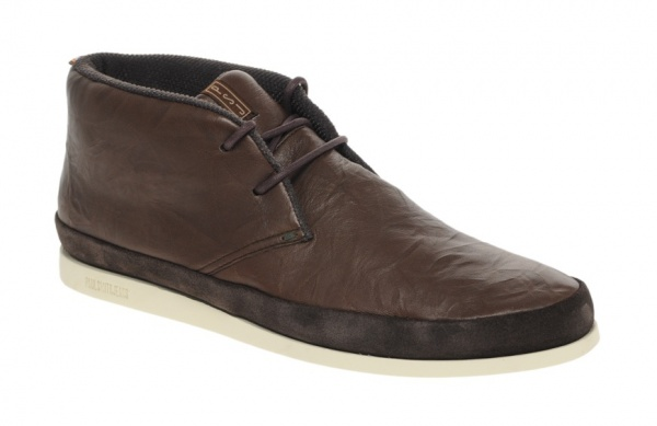 Paul smith chukkas winter wardrobe