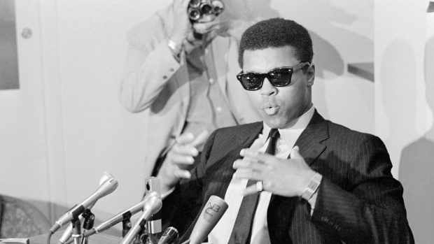 Boxing Legend And Style Icon Muhammad Ali: 1970s