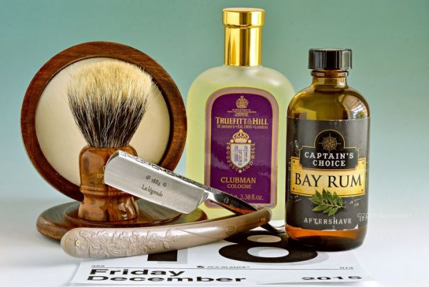 Tips For The Best Straight Razor Shaving Techniques: shaving products