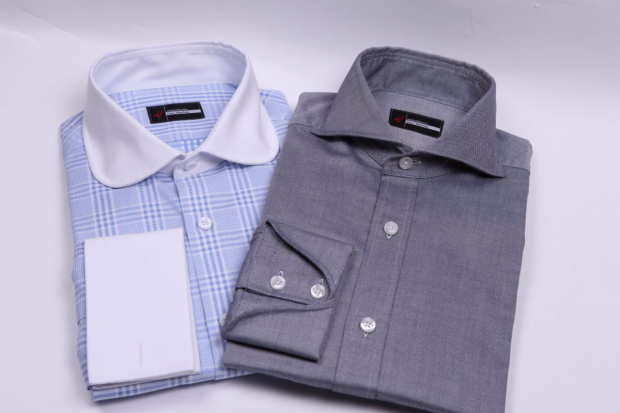 Fall And Winter Dress Shirt Fabrics Overview: oxford ad twill shirts