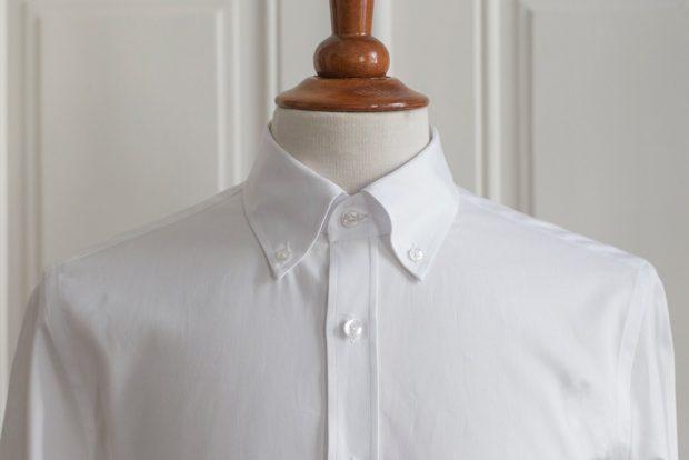 Dress shirt collars: Button-down collar