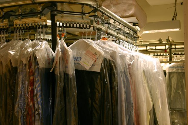 How To Wash And Care For Your Dress Shirts: dry cleaner