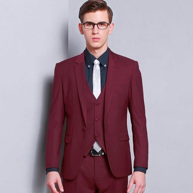 Dress shirt collars: Narrow lapel jacket