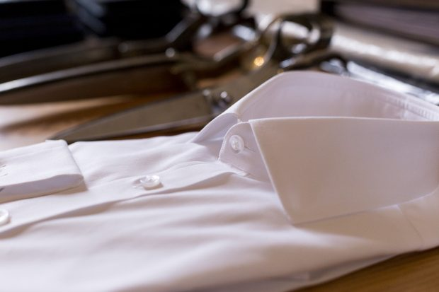 How To Fold Dress Shirts And Pack Them Properly: perfect fold