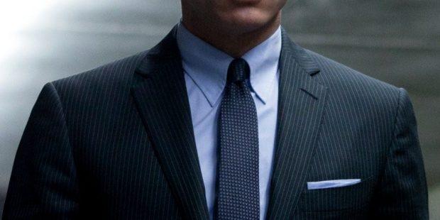 Dress shirt collars: Tab collar James Bond