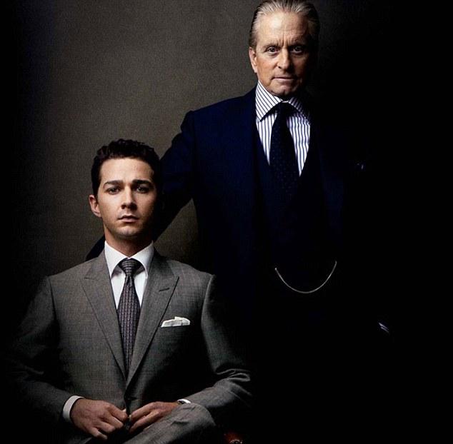 Wall Street Style - Featuring The Iconic Gordon Gekko: generations