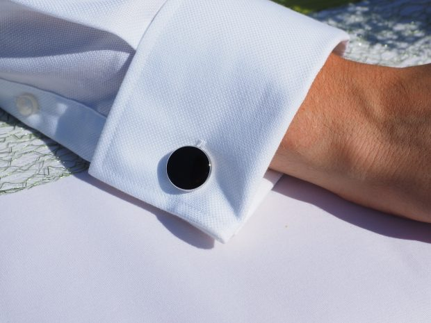 A Guide to Tuxedo Shirts And Styles: French cuffs