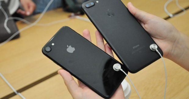 Apple iPhone 7 Headphone Jack: sleek colors