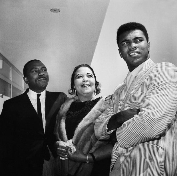 Boxing Legend And Style Icon Muhammad Ali