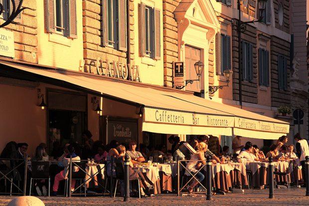 Authentic Italian Pizza Recipe And Guide: outdoor patio