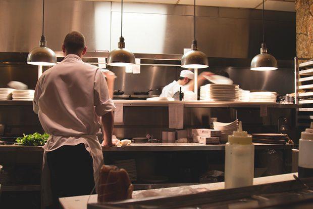 Authentic Italian Pizza Recipe And Guide: kitchen