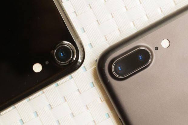 Apple iPhone 7 Headphone Jack: dual cameras