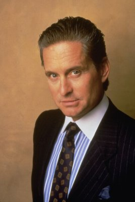 Wall Street Style - Featuring The Iconic Gordon Gekko