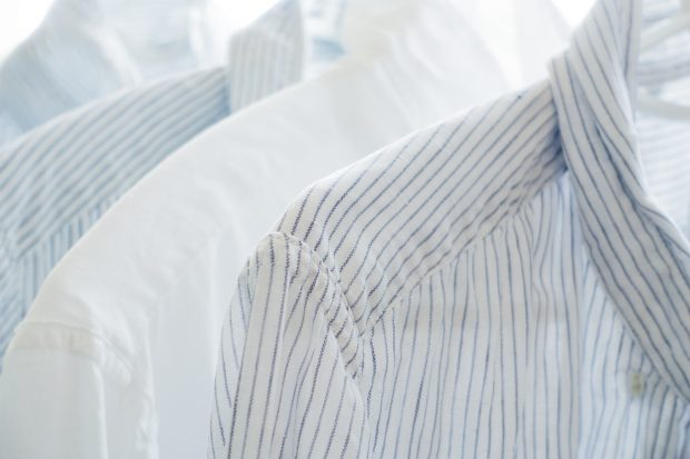How To Prevent And Reduce Dress Shirt Shrinkage: proper drying