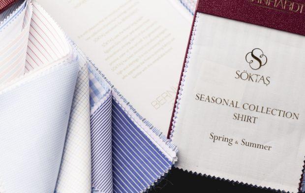 Fall And Winter Dress Shirt Fabrics Overview: Soktas